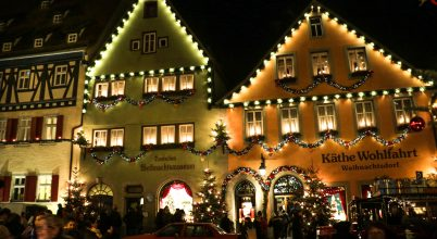 Karácsonyi meseváros Németországban