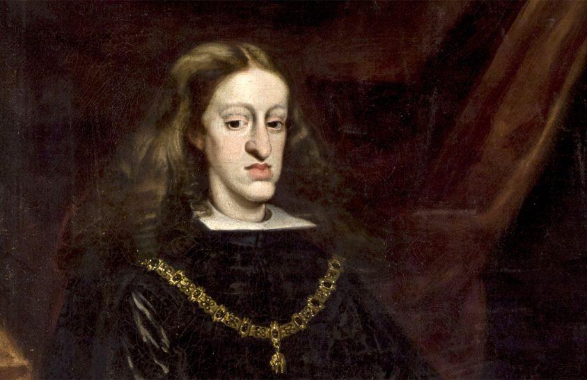 Endogámia eredménye a Habsburg-áll