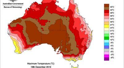 Sorra dőlnek a hőmérsékleti rekordok Ausztráliában