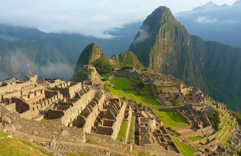 Erős földrengés rázta meg Machu Picchu-t az építése idején