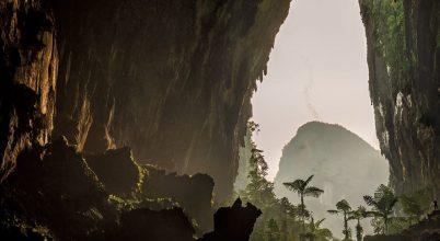 Borneó föld alatti csodái