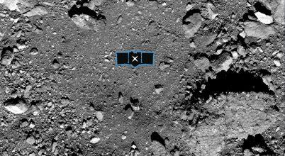 Kiválasztották OSIRIS-REx leszállóhelyét