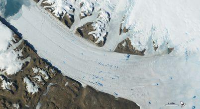 Így változtak a világ gleccserei öt évtized alatt