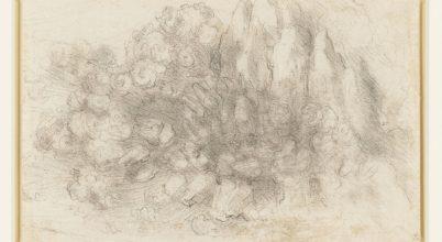 Leonardo és a sziklaomlások