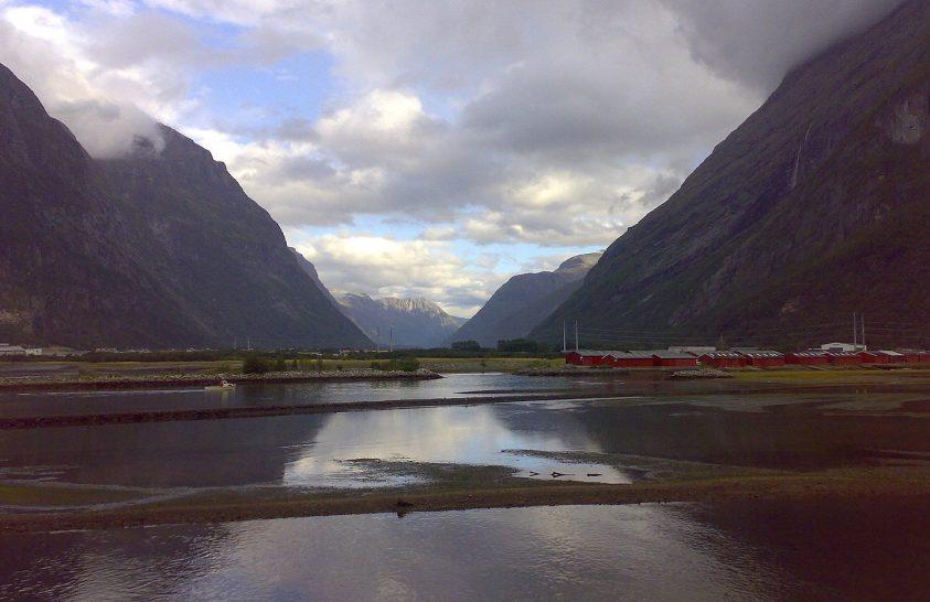 Megdőlt a téli melegrekord Norvégiában