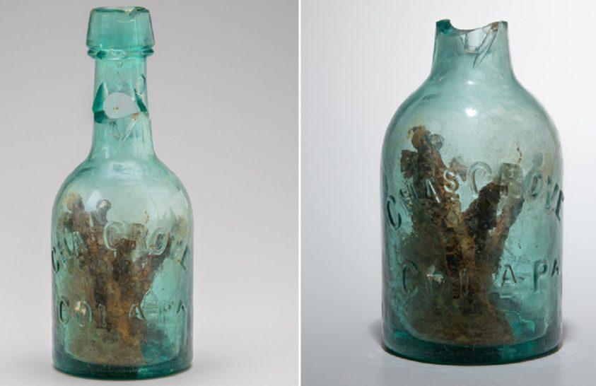 Mágia ellen használták a különleges üveget