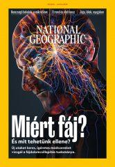 National Geographic 2020. januári címlap
