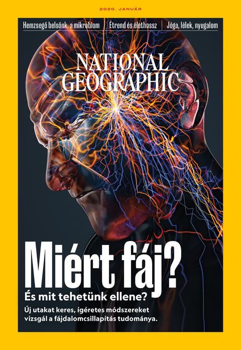 National Geographic Magazin - 2020. január