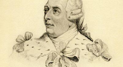 Az őrült, tudományokat kedvelő brit király, aki elvesztette Amerikát