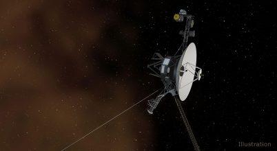 Bekapcsolt a Voyager-2 automata hibavédelme