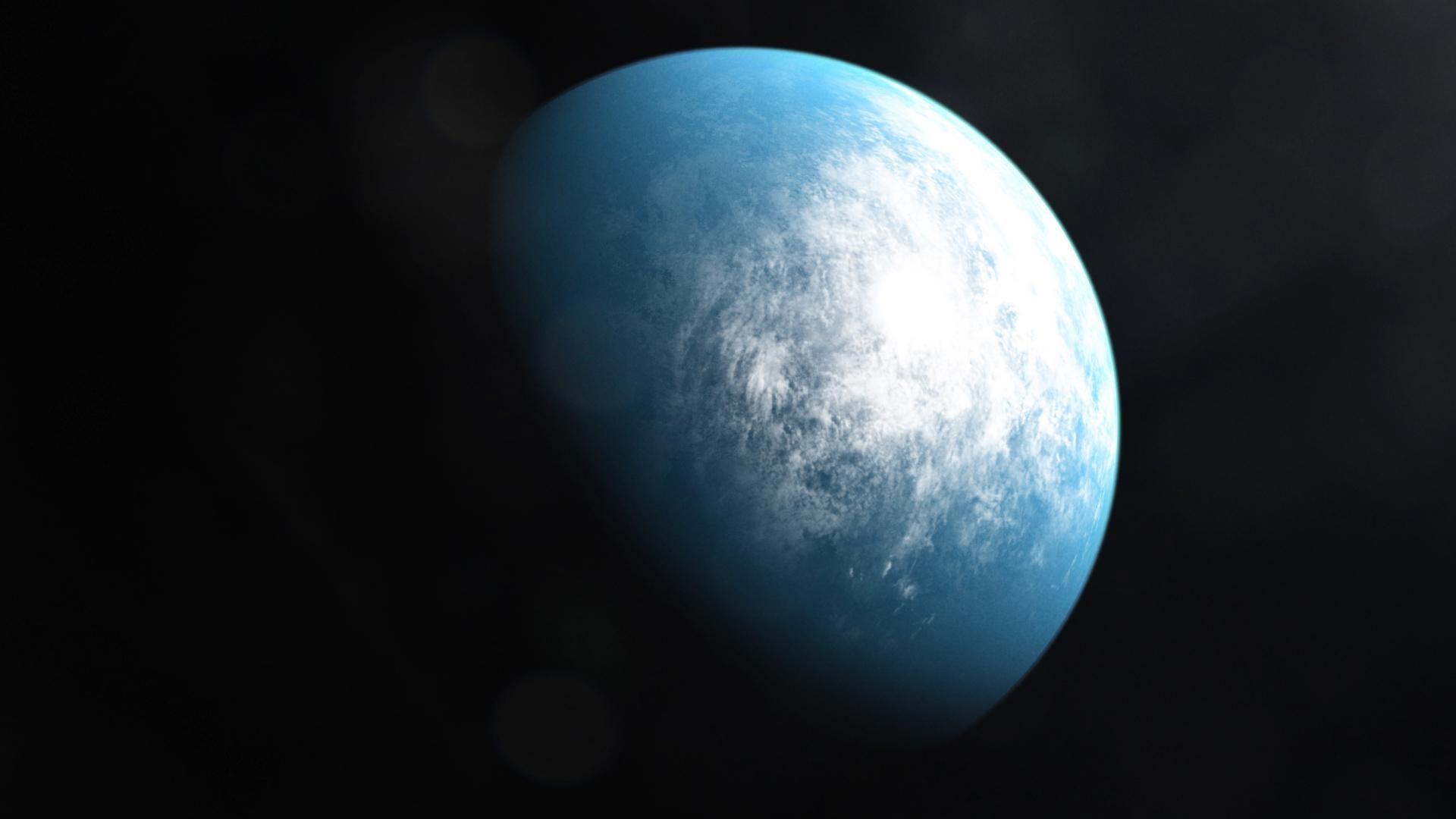 A NASA bolygóvadásza először talált Föld-nagyságú bolygót egy csillag lakható zónájában
