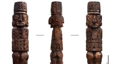 Átvészelte a konkvisztádorok pusztítását az ősi bálvány
