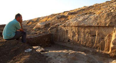 Kivételesen ép asszír sziklavésetet vizsgáltak a régészek