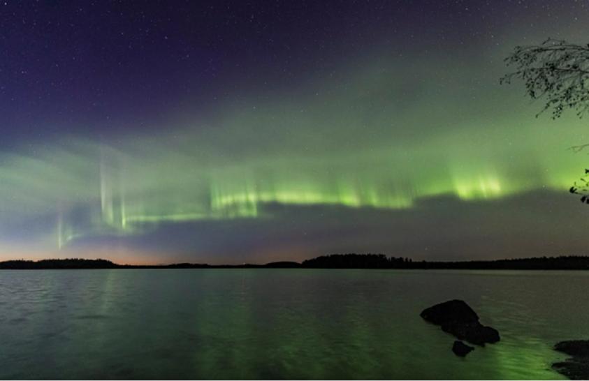 Különleges északi fényt figyeltek meg amatőr kutatók