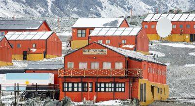 Új hőmérsékleti rekord született az Antarktiszon