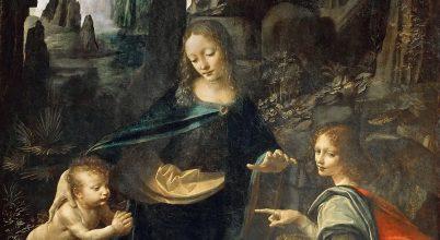 Új részletet találtak Leonardo da Vinci festménye alatt