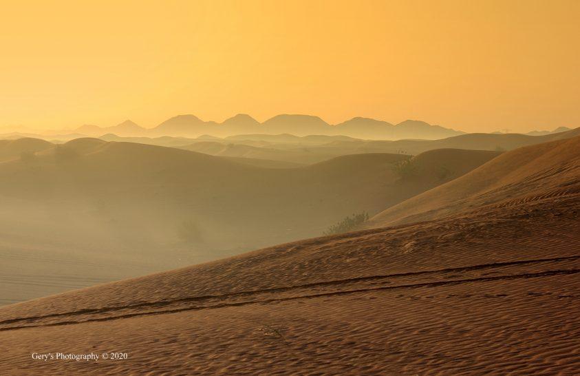 A nap képe: Sivatagi fátyol