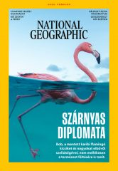 National Geographic 2020. februári címlap