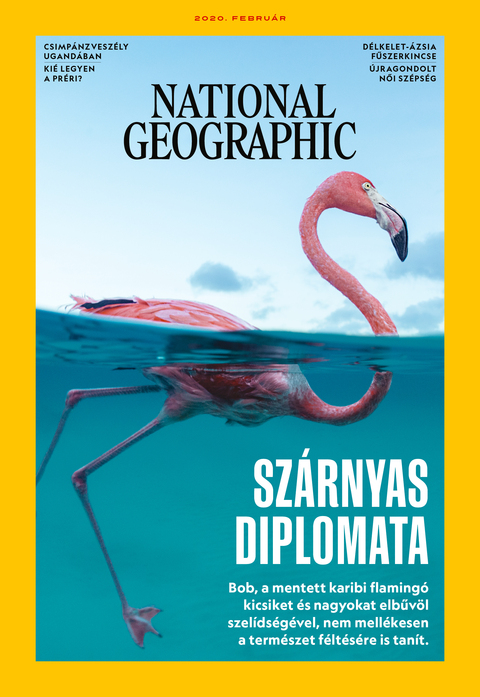 National Geographic Magazin - 2020. február