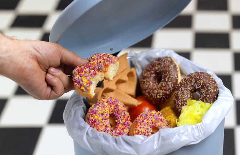 A jólét velejárója az élelmiszer-pazarlás