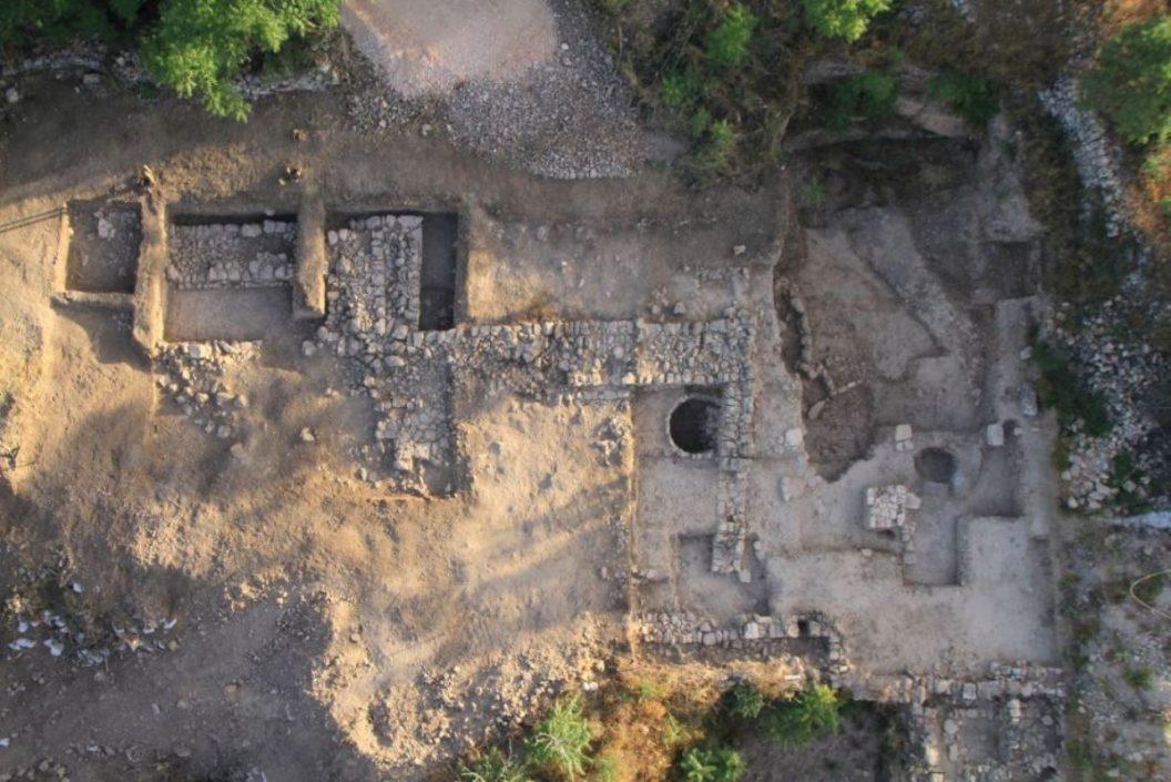 Ókori templomra bukkantak Jeruzsálem mellett | National Geographic