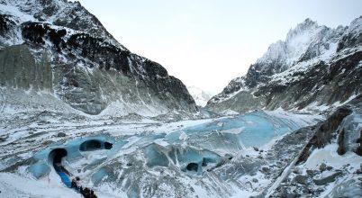Természetvédelmi övezetet hoz létre a Mont Blanc hegycsúcsnál Franciaország