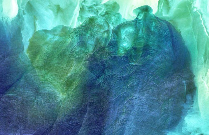 Az Andamán-tenger hullámai
