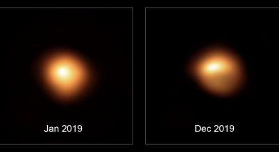 Miért halványodott el a Betelgeuse?