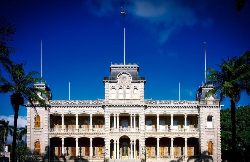 Elveszett tárgyak kerültek vissza a honolului palotába