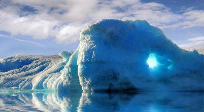 Újabb nagy jéghegy vált le az Antarktiszról