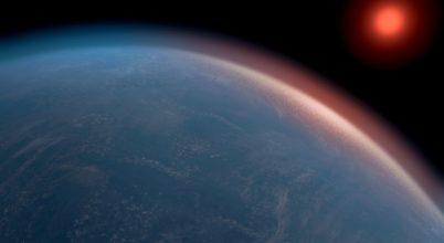 Kedvezőek lehetnek a körülmények a hatalmas exobolygón