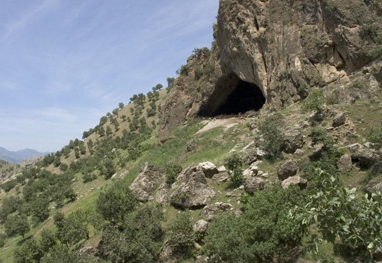 Újabb neandervölgyi leletek kerültek elő a Sanidar-barlangból
