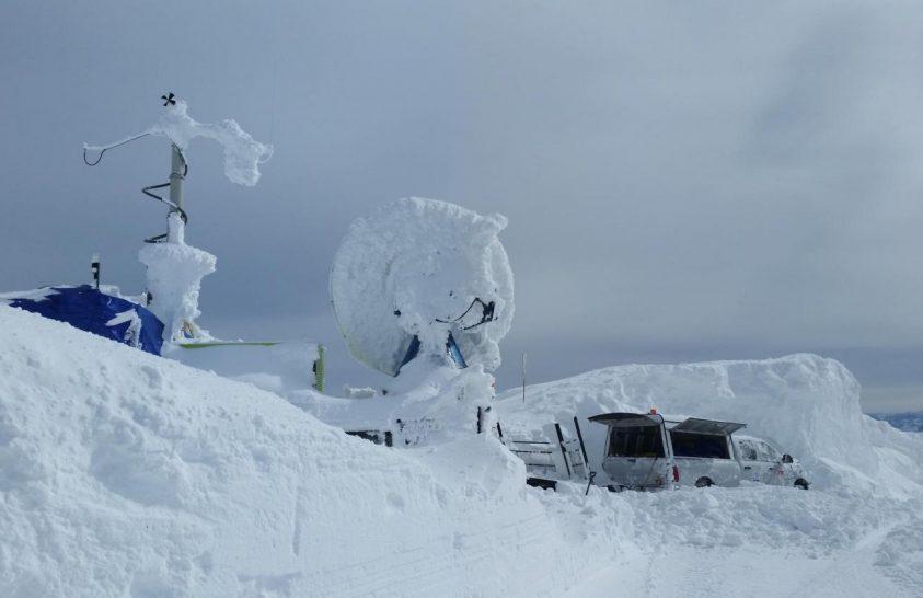 Mesterségesen létrehozott havazás