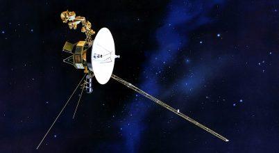 El fogja veszíteni az összeköttetést a Voyager-2