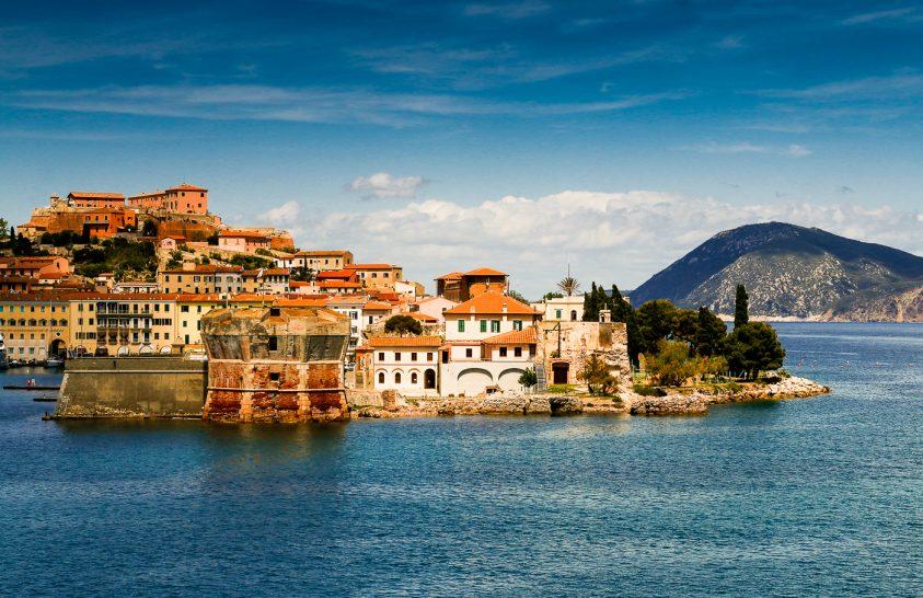 A nap képe: Elba szigete