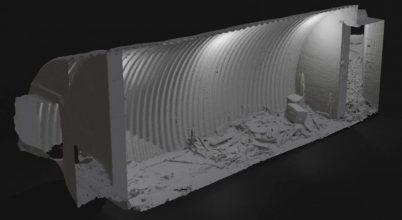 Elveszettnek hitt világháborús bunkerre bukkantak