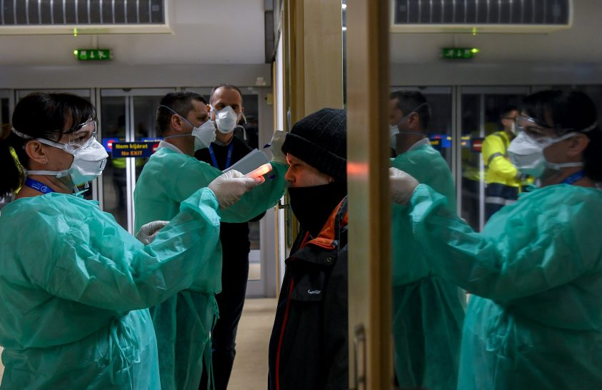 Hogy válhat pandémiává a koronavírus, és miért fontos ez?