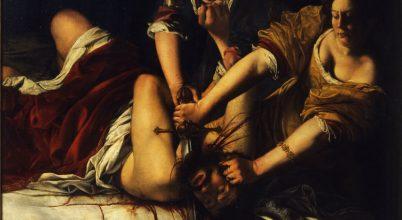 Egy vakmerő olasz festőnő a 17. századból
