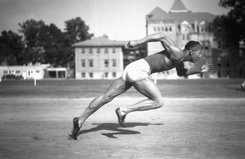 Négy aranyat szerzett az 1936-os berlini olimpián