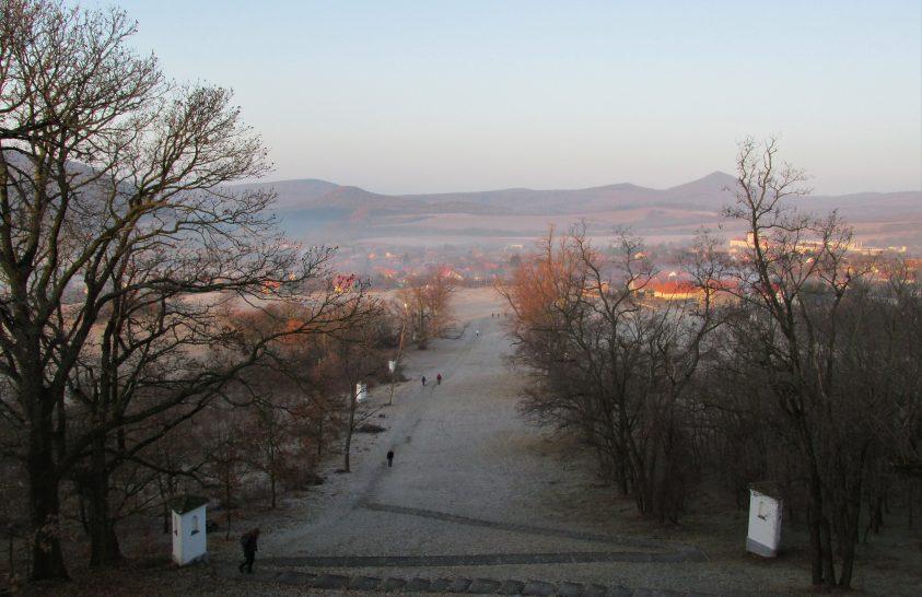 Zarándokhely és túracélpont a Börzsönyben