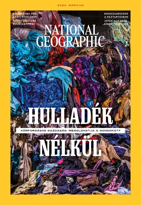 National Geographic Magazin - 2020. március