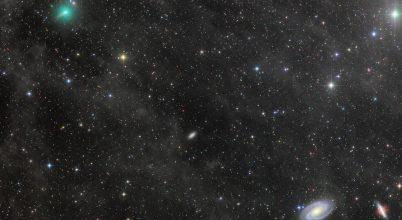 Májusban látványos üstökösünk lehet