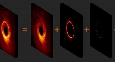 Pengeéles képek készülhetnek majd a fekete lyukakról