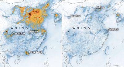 Tisztább a levegő Kínában