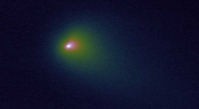 Megsemmisülhet a csillagközi üstökös