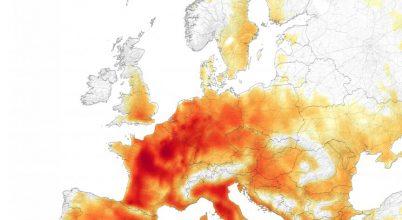 A hőhullámok 1,2 milliárd embert fognak érinteni 2100-ra