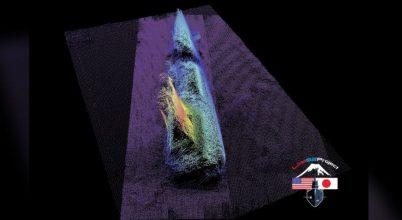 Több mint 60 éve elveszett tengeralattjárót találtak