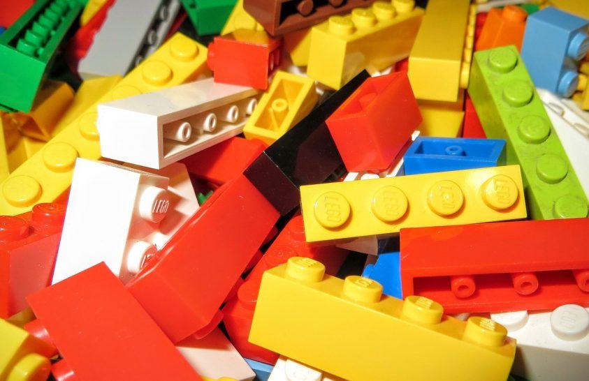 Több száz évig is megmaradnak a Lego-kockák az óceánban