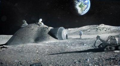 Az asztronauták vizelete felhasználható a holdbázis építésénél