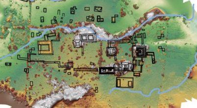 Egy farmon találták meg a maja várost